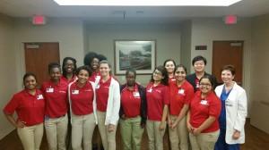 2015 OakBend Junior Volunteers