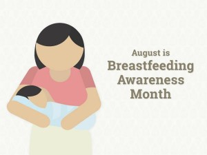 Image result for breastfeeding awareness month 2018