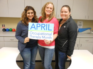 Outstanding Occupational Therapists
