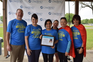 OakBend Medical Center's Stepping Out Against Stroke 3K Exceeds Previous Record-Breaking Years