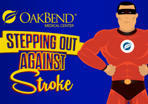 Stepping Out Against Stroke 3K 2018