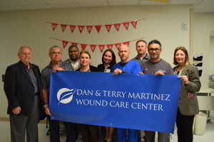 OakBend Medical Center Wound Care Unit Reaches 10 Year Milestone