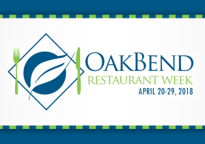 OakBend Restaurant Week 2018
