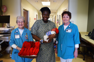 OakBend Medical Center Volunteers Participate in Little Hats, Big Hearts™
