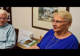 Joe and Doris Gurecky: Your Support Matters