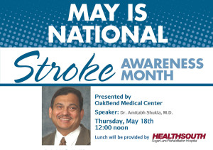 Stroke Awareness Luncheon