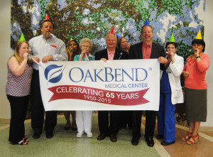 OakBend Celebrates 65 Years of Quality Healthcare