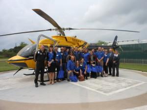 Leadership Fort Bend Visits OakBend Medical Center