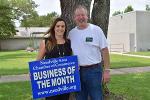 OakBend Medical Center Named Needville Chamber of Commerce Business of the Month for June 2017