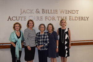 OakBend Medical Center Renames the Acute Care for the Elderly (ACE)