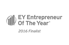 CEO Joe Freudenberger EY Entrepreneur of the Year Finalist
