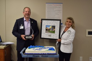 OakBend Medical Center's CEO Celebrates 10th Anniversary