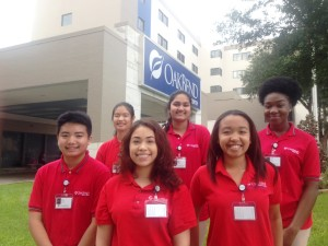 2016 OakBend Junior Volunteers