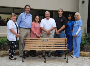 Marsalia Family Makes Donation to OakBend Medical Center in Recognition of Care Given to Family