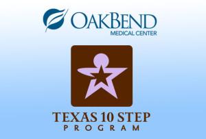OBMC Earns Texas Ten Step Program Facility Designation