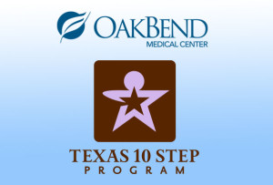 OBMC Earns Texas Ten Step Program Facility Designation