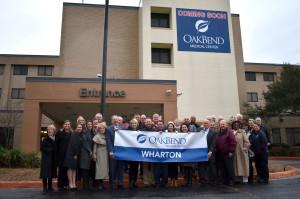 OakBend Medical Center Coming Soon to Wharton, Texas