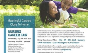 Nursing Career Fair