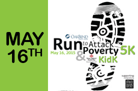 OakBend Run to Attack Poverty 5K and KidK