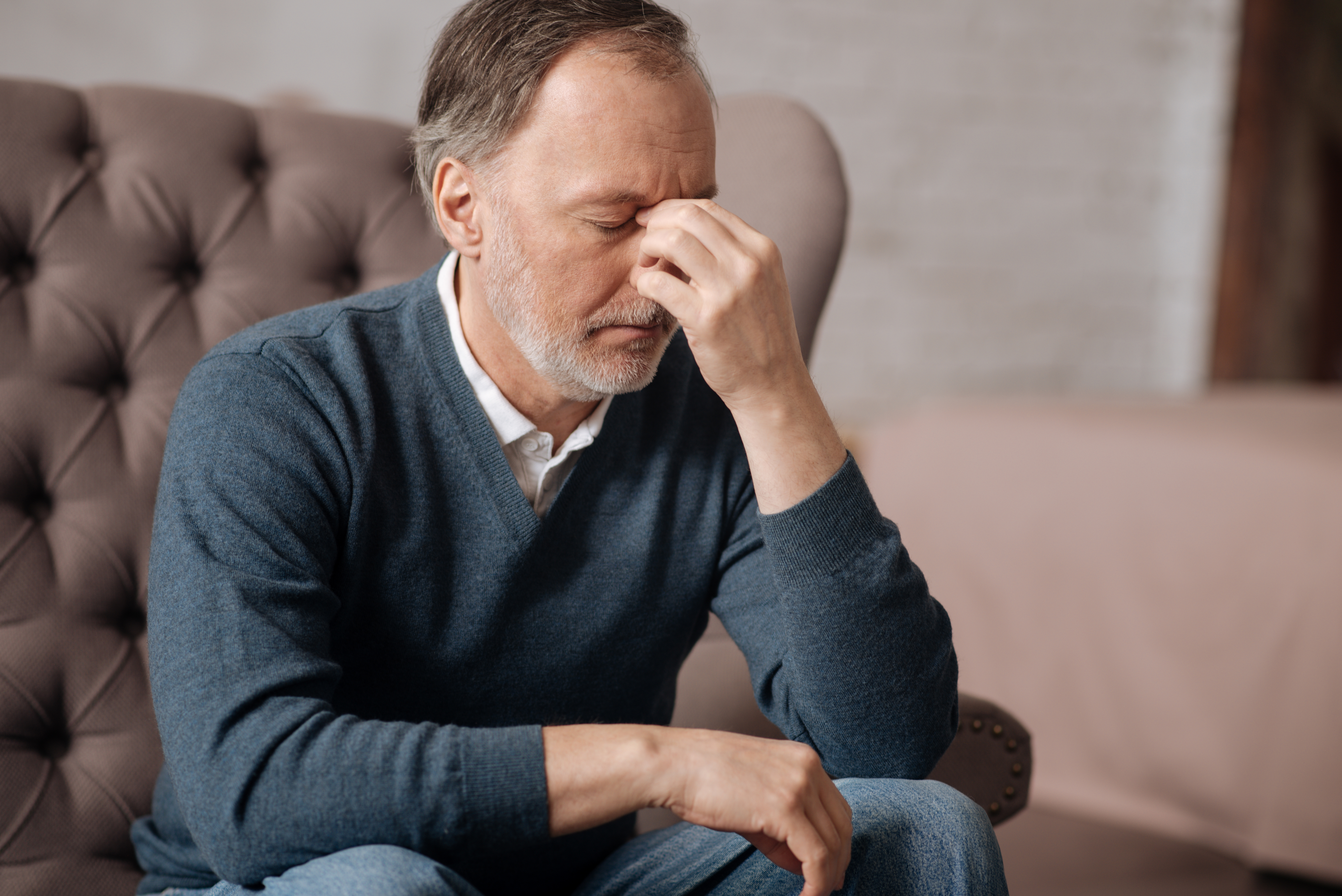 Top 7 Health Issues for Men