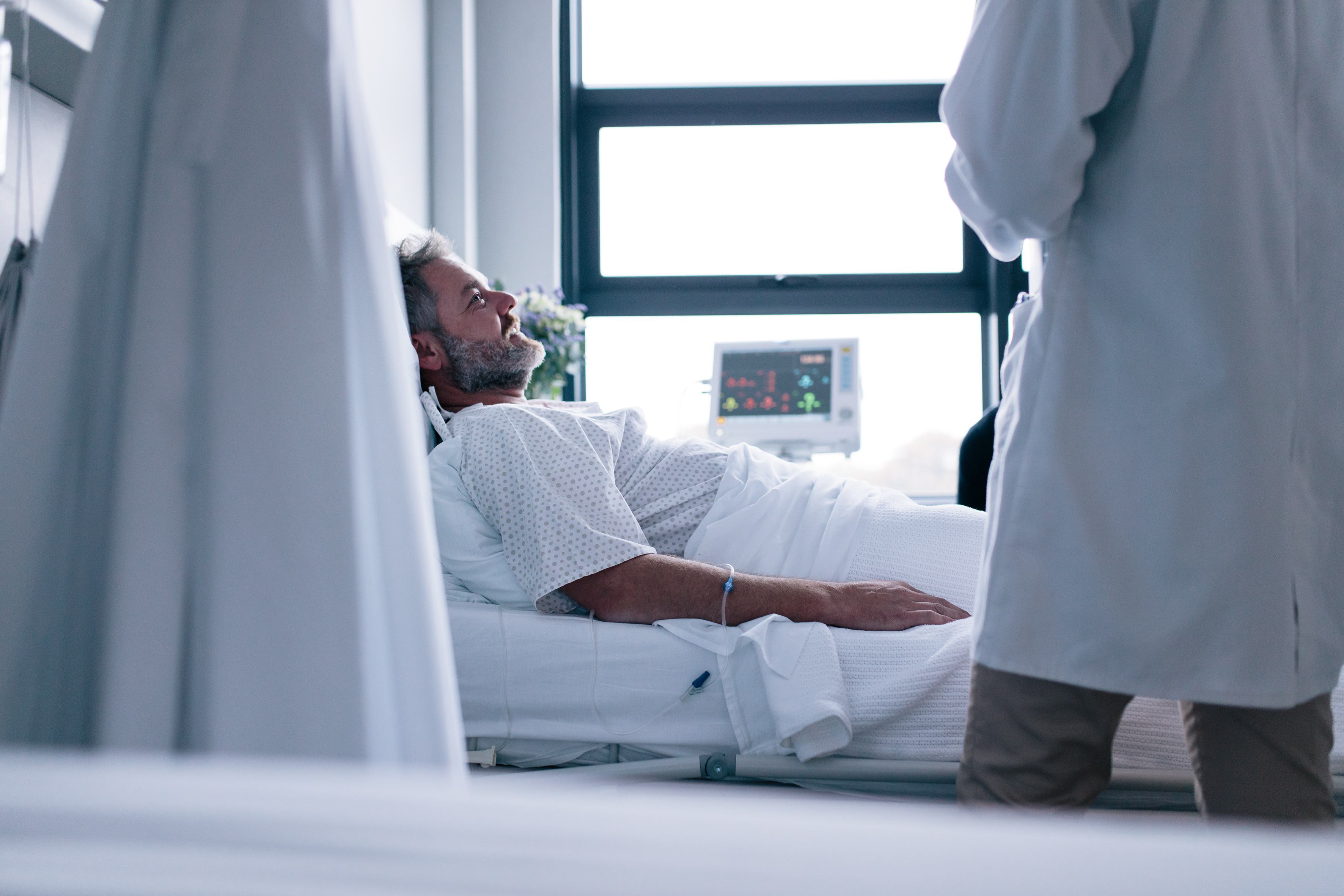 Differences Between ICU and Inpatient Hospital Floors - OakBend