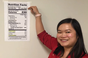Nutrition Notes: New Nutrition Labels