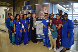 OakBend Medical Center Receives Re-Designation as a Texas Ten Step Facility