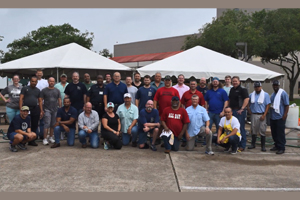 OakBend Medical Center Crawfish Boil 2019