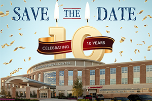 OakBend Medical Center Williams Way Celebrates 10 Year Anniversary