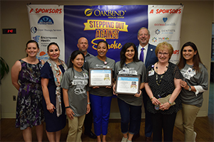 OakBend Medical Center receives Get With The Guidelines-Stroke Gold Plus Quality Achievement Award