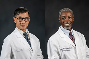 Two New Family Practice Physicians Join OakBend Medical Group