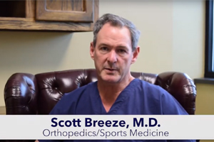 Dr. Breeze & OakBend Medical Group's Bone & Joint Clinic