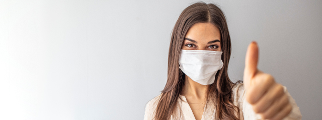 Does Wearing a Mask Prevent Spreading a Cold?